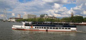 Viscountess, one of the Thames Cruises fleet