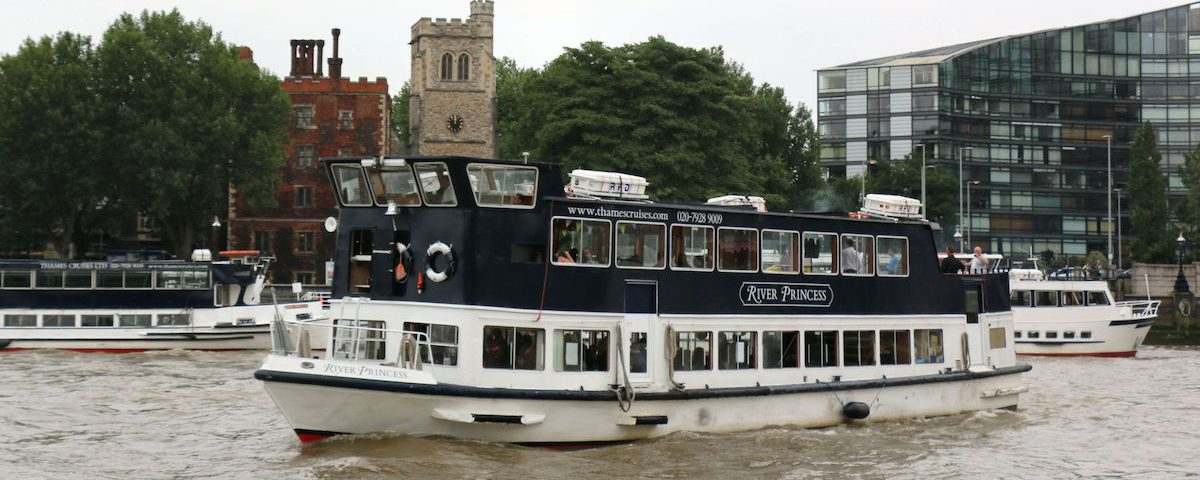 River Princess from Thames Cruises
