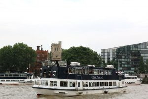 The River Princess from the Thames Cruises fleet
