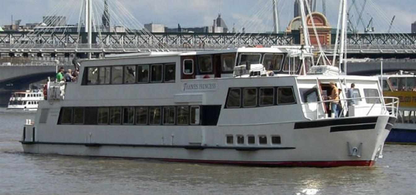 Thames Princess from Thames Cruises